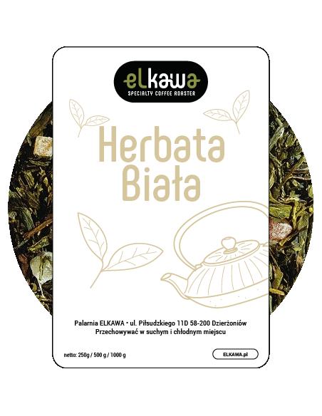 Herbata biała